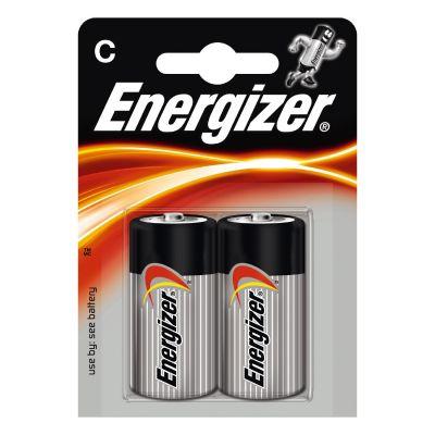 Energizer  Classic Alkaline Batterie Baby C LR14 FSB2 2er Blister