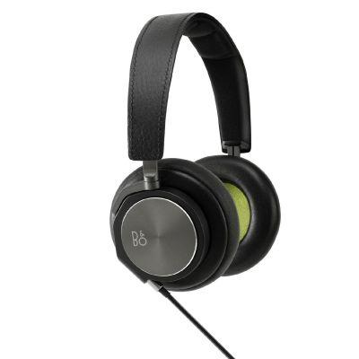 Bang Olufsen B&O PLAY BeoPlay H6 Over Ear Kopfhörer mit Headsetfunktion - Schwarz