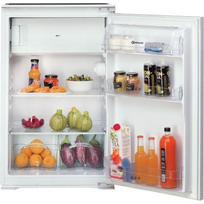 Bauknecht  KVI 1884 A+ Einbau-Kühlschrank mit Gefrierfach A+ 88cm weiß