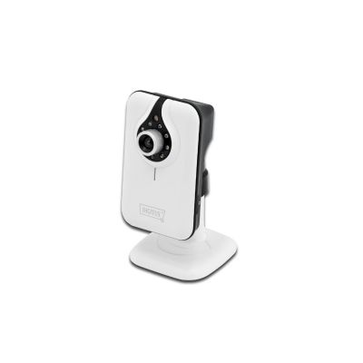 DIGITUS Plug&View OptiView Netzwerkkamera CMOS ...
