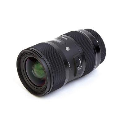 Sigma 18-35mm f/1.8 DC HSM Weitwinkel Zoom Objektiv für Canon