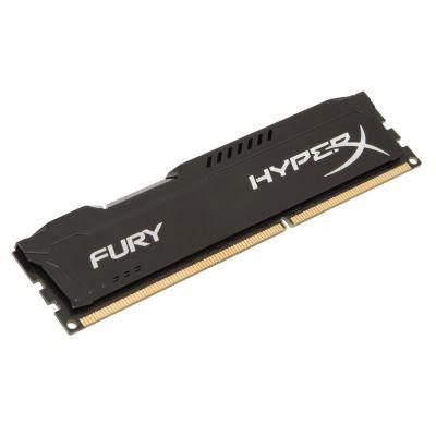 HyperX 4GB HyperX Fury schwarz DDR3-1866 CL10 RAM