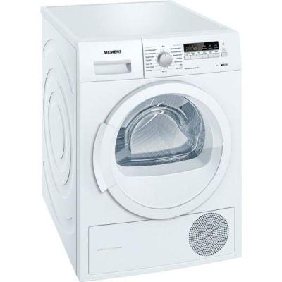 Siemens  WT46W261 iQ700 Wärmepumpentrockner A++ 8 kg selfCleaning weiß