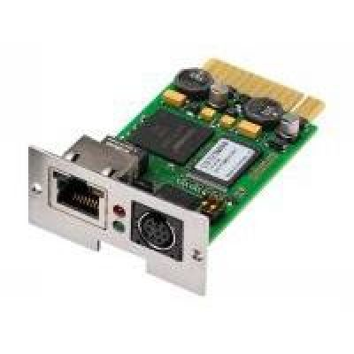 AEG Power Solution AEG SNMP Adapter Card Mini USV Netzwerkintegration