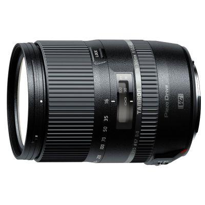 Tamron  AF 16-300mm f/3.5-6.3 Di II VC PZD Macro Reise Zoom Objektiv für Canon