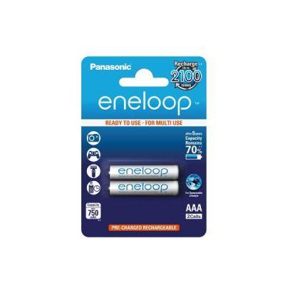 Panasonic 1x2  Eneloop Micro AAA 750 mAh