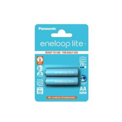 Panasonic 1x2  Eneloop Lite Mignon AA 950 mAh
