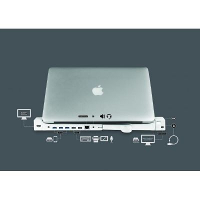LandingZone DOCK PRO Dockingstation MacBook Pro Retina 15