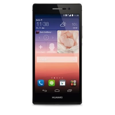 HUAWEI Ascend P7 black Android Smartphone