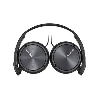 Sony MDR-ZX310APB On Ear Kopfhörer mit Headsetfunktion – Schwarz