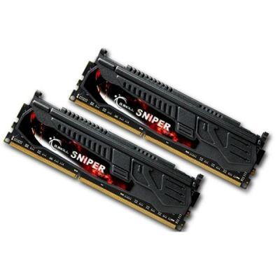 G Skill 16GB (2x8GB) G.Skill Sniper DDR3-1866 CL9 (9-10-9-28) RAM DIMM Kit