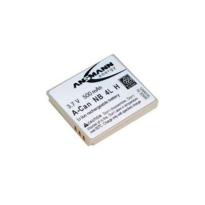 Ansmann A-Can NB 4 L, Kamera-Akku