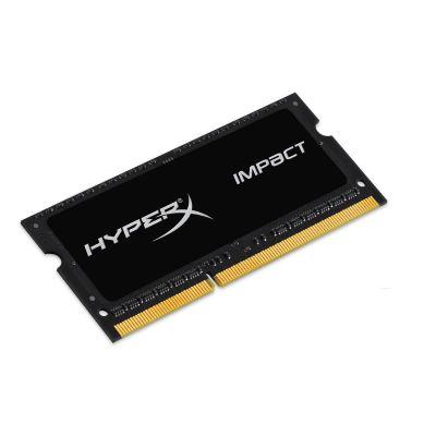 HyperX 8GB  Impact DDR3L-1600 CL9 SO-DIMM RAM