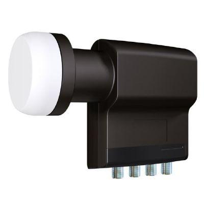 BLACK Premium 0,2dB Quad LNB