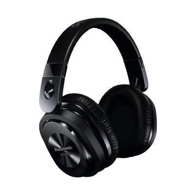 Panasonic RP-HC800E-K Kopfhörer mit aktiver Lärmkompensation schwarz