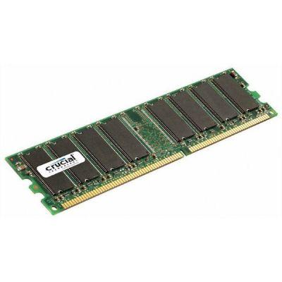 Crucial 1GB  DDR400 CL3 RAM