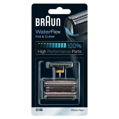Braun  51B Scherteil Kassette für Waterflex Serie