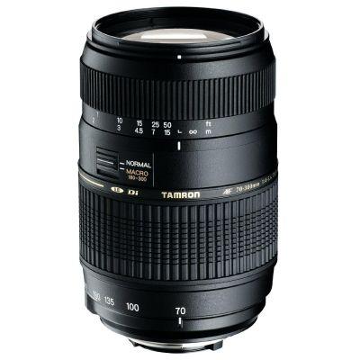Tamron AF 70-300mm f/4-5.6 Di LD Macro 1:2 Tele Zoom...