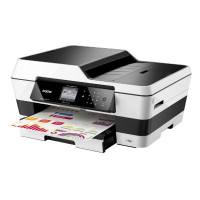 MFC-J6520DW Multifunktionsdrucker Scanner Kopierer Fax WLAN A3