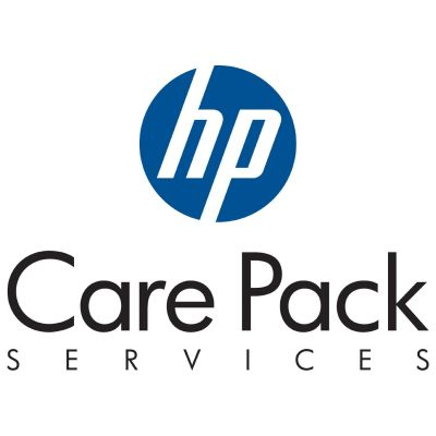 HP Electronic  Care Pack Pick-Up and Return Service with Accidental Damage Protection - Serviceerweiterung - Arbeitszeit und Ersatzteile ( für nur CPU