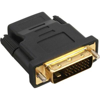 InLine HDMI/DVI Adapter HDMI Buchse/ DVI Stecker 18+1