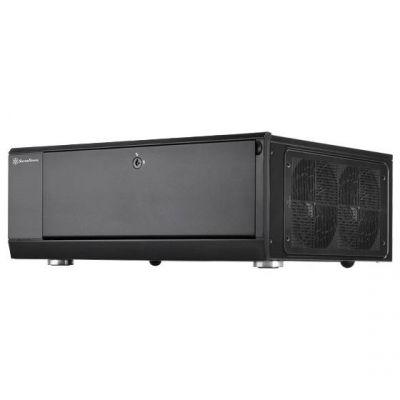 GRANDIA GD10 HTPC-Gehäuse ATX/mATX USB3.0 black