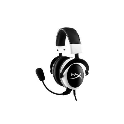 HyperX Cloud Headset 3,5mm Klinke Weiß