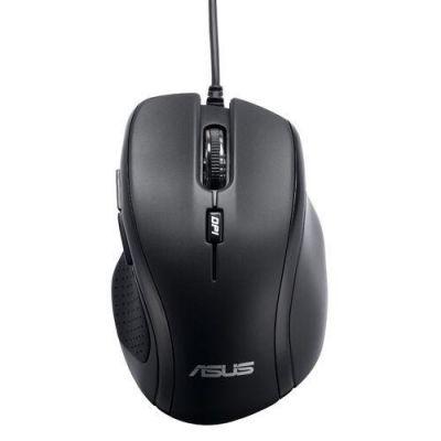 ASUS UX300 ergonomische Optische Maus schwarz
