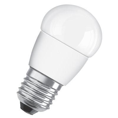 Osram E27 3,3W 827 LED-Tropfenlampe Star matt