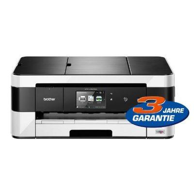 MFC-J4625DW Multifunktionsdrucker Scanner Kopierer Fax WLAN NFC A3