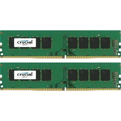 Ballistix 16GB (2x8GB) Crucial DDR4-2133 CL15 (15-15-15) RAM - Kit