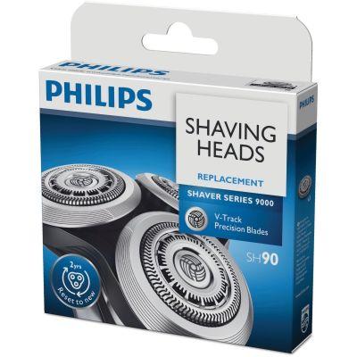 SH90/50 Ersatzscherköpfe für Shaver Series 9000