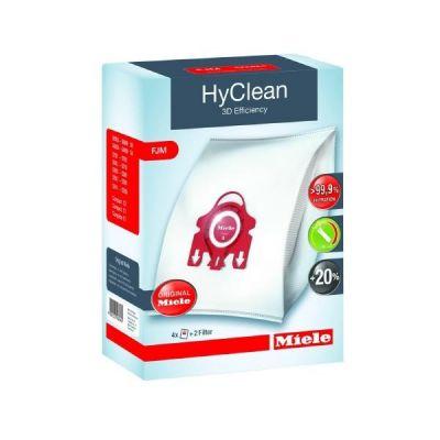 HyClean 3D Efficiency F/J/M Staubbeutel (4er Pack)