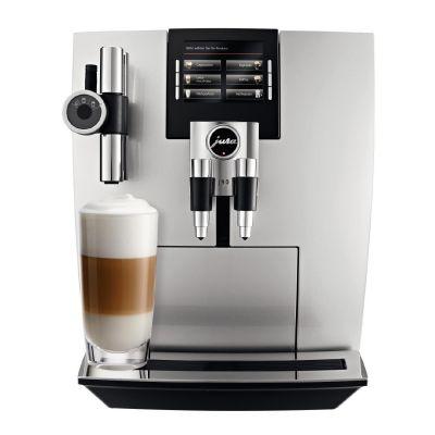 Impressa J90 Kaffeevollautomat Brillantsilber