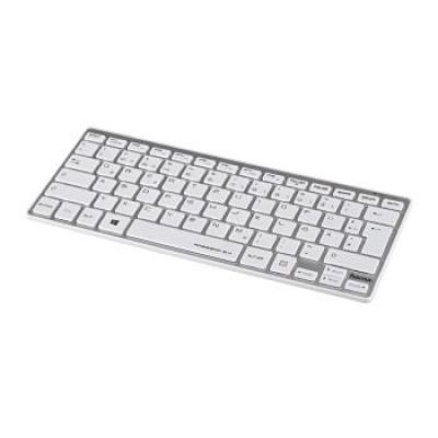 Hama Rossano 2.4 Slimline Wireless Tastatur