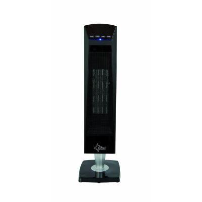 Suntec Heat Tower PTC 2000+ Standheizer 2000 W schwarz