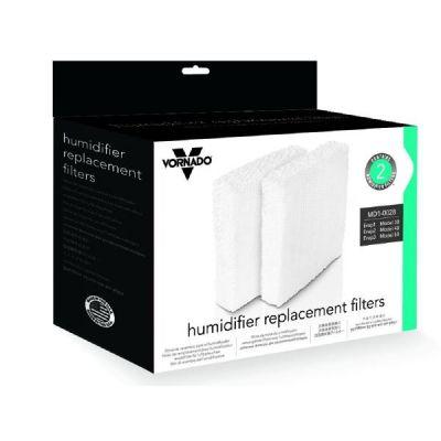 Vornado Humi Wicks Filter für Luftbefeuchter (2er Pack)