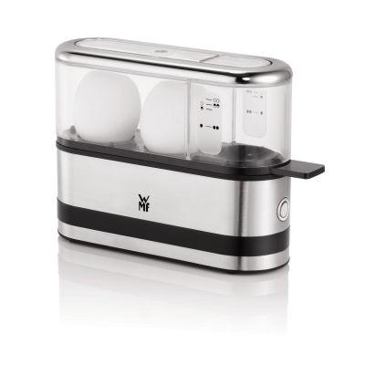 WMF  0415020011 Küchenminis 2-Eier-Kocher  Cromargan matt
