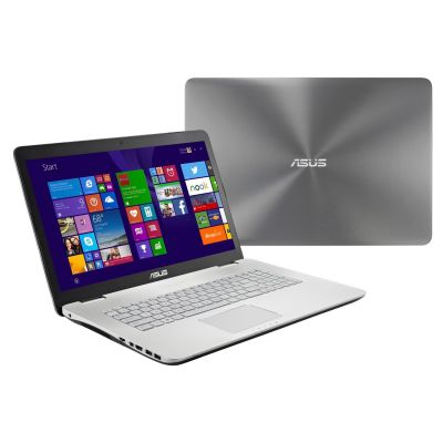 Asus N751JK-T4144H Notebook i7-4710HQ