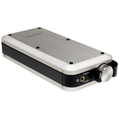 Denon  DA-10 Mobiler Premium-Kopfhörer-Verstärker mit USB-DAC