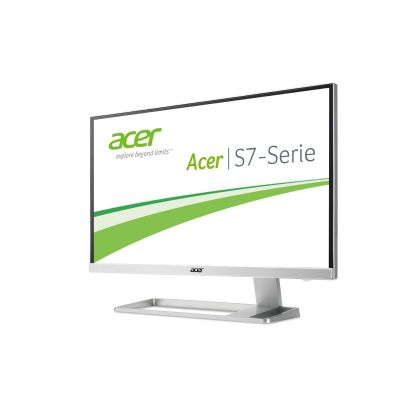 """Acer ACER S277HKwmidpp 68 cm (27"""") S7 4K UHD Monitor mit DTS-Sound"""