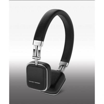 Harman Kardon . SOHO BT wireless black On-Ear Kopfhörer ohraufliegend schwarz