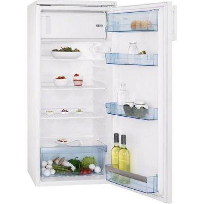 AEG  S32441KSW1 Kühlschrank  mit Gefrierfach Standgerät  A+  125cm  weiß