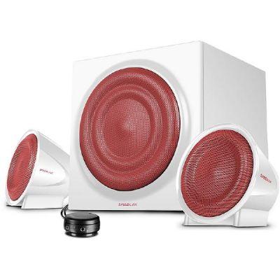 SPEEDLINK METHRON 2.1 Sound System mit Subwoofer 45W (RMS) weiss