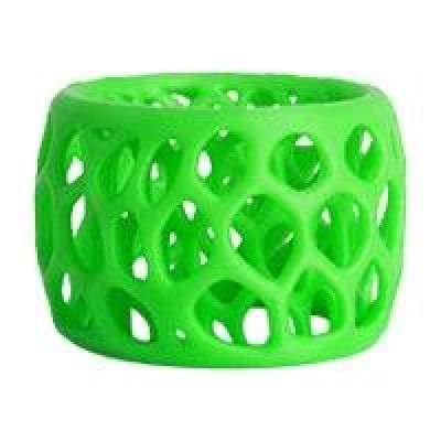 3D Systems  391167 Cube3 Filament Cartridge ABS Neongrün