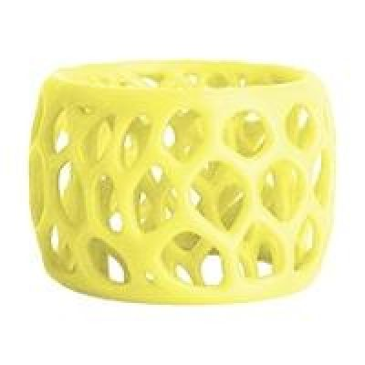 3D Systems  391171 Cube3 Filament Cartridge ABS Pale Yellow/hellgelb