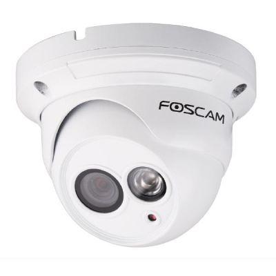 Foscam  FI9853EP Dome Netzwerkkamera HD 1MP 720p