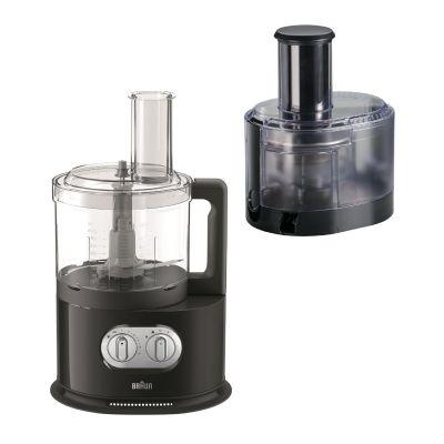 FP 5160 Kompakt-Küchenmaschine Schwarz