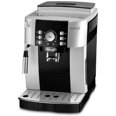 DeLonghi ECAM 21.116.SB Kaffeevollautomat silber/schwarz