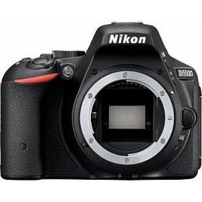 D5500 Gehäuse Spiegelreflexkamera schwarz